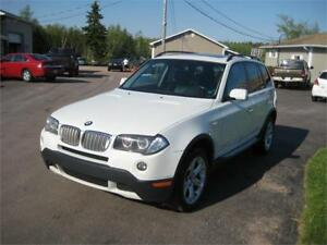 2009 BMW X3 30i AT COST SALE $10999!!! HURRY IN!!