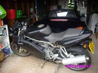 Ducati 900 Sport 2002 - Beautiful condition, new MOT, drive belt and service