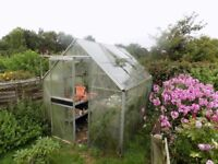 Greenhouse to be dismantled