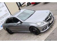 2011 MERCEDES E250 SPORT CDI AUTO 204 BHP BLUEEFFICIENCY *NIGHT EDITION SPEC* (FINANCE & WARRANTY)