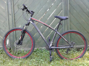 Large Men's Mountain Bike - Almost New