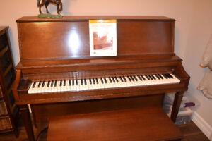 Sherlock Manning Studio Piano