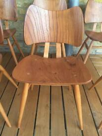 Ercol Butterfly Chairs Restored Originals