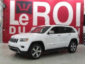 Jeep Grand Cherokee LIMITED NAV/GPS TOIT 2015