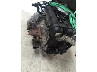2012 Ford Fiesta 1.4l engine complete