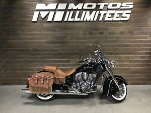2016 Indian CHIEF VINTAGE STAGE 2 DEMO