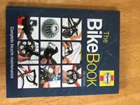 Haynes cycle maintenance book