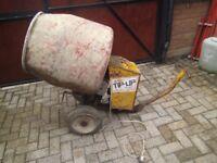 240v cement mixer cheap
