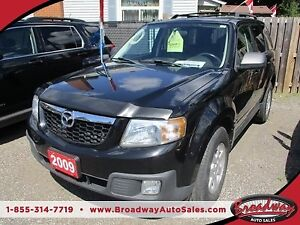 2009 Mazda Tribute 'GREAT VALUE' FUEL EFFICIENT TOURING MODEL 5