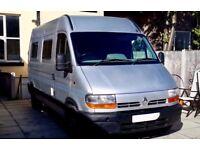 Renault Master Campervan MWB 2003