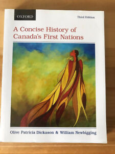 A Concise History of Canada's First Peoples