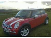 Mini Cooper. 88000 miles 12 months MOT