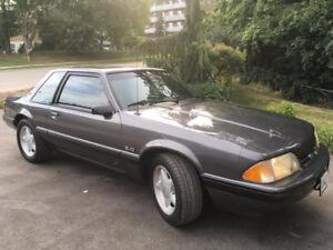 1991 Mustang LX 5.0L
