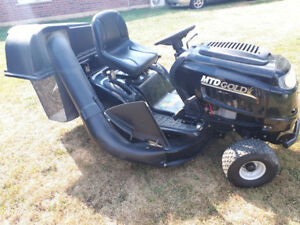 MTD Gold Lawn  Tractor