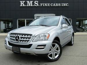 2011 Mercedes-Benz M-Class ML350 BlueTEC 4MATIC| DVD|PREMIUM PKG