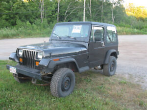 1989 Jeep Other Coupe (2 door)