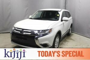 2016 Mitsubishi Outlander AWC ES Heated Seats,  Bluetooth,  A/C,