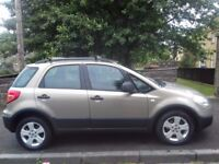 Fiat Sedici 1.6 2006 (56)**Low Mileage**Full Years MOT**Great 4x4 for ONLY £1795!!!