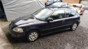 1998 Honda Civic DX Other