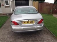 x type jaguar 2002 IMMACULATE CONDITION