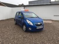 2010 60 CHEVROLET SPARK 1.0 LS 5DR ONLY 34000 MILES FROM NEW