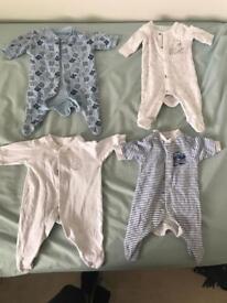 20 pieces baby boy 0-3 months baby bundle