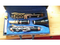 Clarinet - Boosey & Hawkes Regent B flat