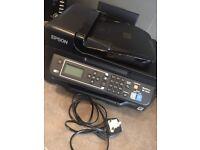 Epson workforce printer scanner copy