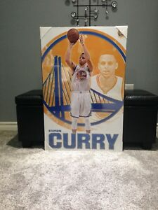 NEW STEPHEN CURRY PLAQUE - $50 obo!!