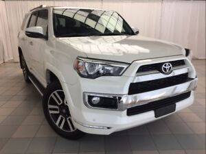 2014 Toyota 4Runner Limited Edition: 1 Owner, Nav, Warranty.