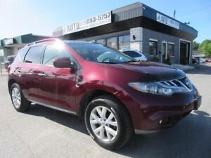2012 Nissan Murano SV AWD, Panoramic Sunroof, Camera, Heated sea