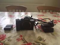 Sony a7R2 with 2 batteries and Charger
