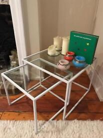 Nest of tables (set of 2) Zara Home