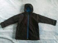 Boys coat for 6 years old -Decathlon