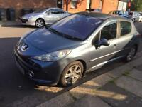 Peugeot 207 Sport TD 110 2008 with service history