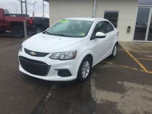2017 Chevrolet Sonic LT**Auto-Blutooth-remote start**