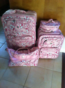 Luggage 4 pieces