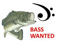 Bass player wanted for new rock project