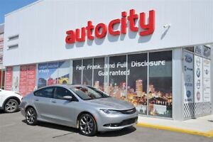 2015 Chrysler 200 S Loaded Kijiji Manager Ad Special Now $23750