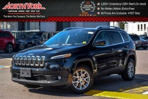 2017 Jeep Cherokee NEW Car North|SatRadio|Bluetooth|Cruise|A/C|K