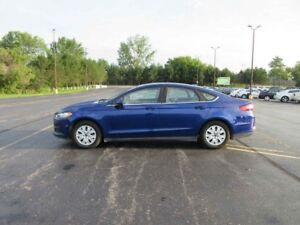 2014 Ford FUSION S FWD