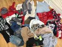 Carboot joblot - Including 60+ clothing items etc