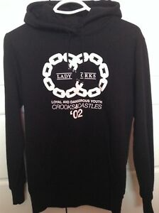 Black crooks and castles Hoodie