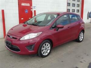 2011 Ford Fiesta SE ~ SYNC Bluetooth ~ 5 Speed ~ $4999