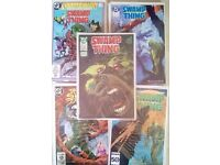 Swamp Thing vol 2 comics bundle - mostly classic Alan Moore run