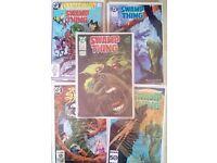 Swamp Thing vol 2 comics bundle - mostly classic Alan Moore run
