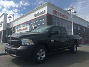 2016 Ram 1500 Eco Diesel 4x4 Quab Cab with Extremely Low Kms