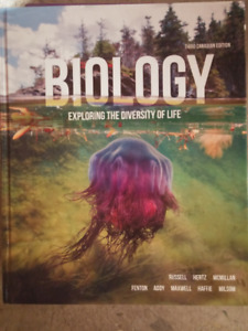 """Biology """"Exploring the Diversity of Life"""" - 3rd Canadian Edition"""