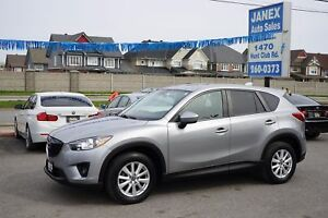 2013 Mazda CX-5 GS ACCIDENT FREE | GS | HTD SEATS | BLUETOOTH...
