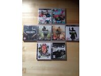 Ps3 games (16 games)